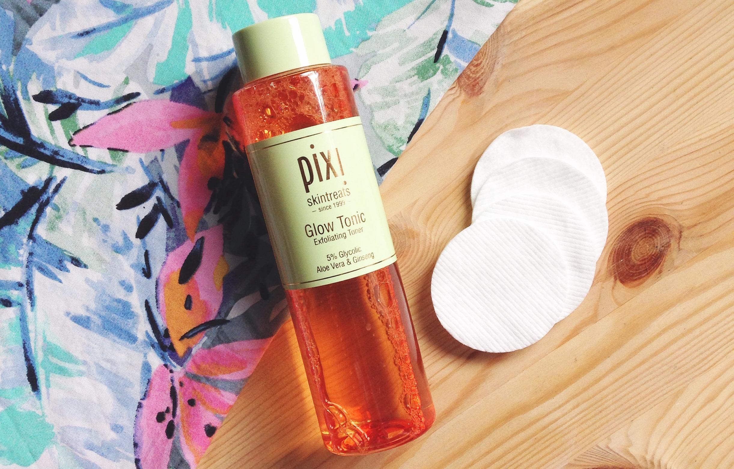 Pixi Glow Tonic Review | LittleYellowButterflies